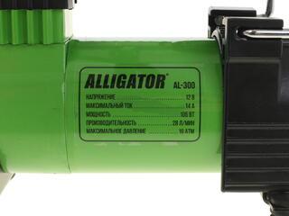 Компрессор для шин Аллигатор AL-300