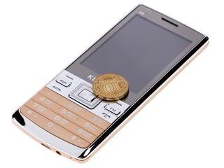 Сотовый телефон Keneksi X9 золотистый