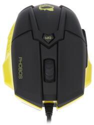 Мышь проводная DEXP Phobos