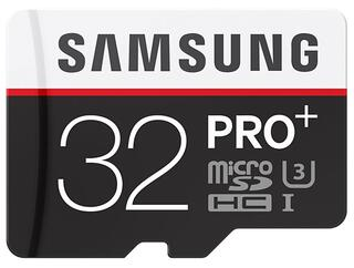 Карта памяти Samsung PRO Plus microSDXC 32 Гб