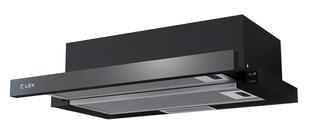 Вытяжка встраиваемая LEX HUBBLE G 600 черный