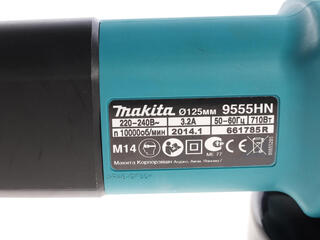 Углошлифовальная машина Makita 9555HN
