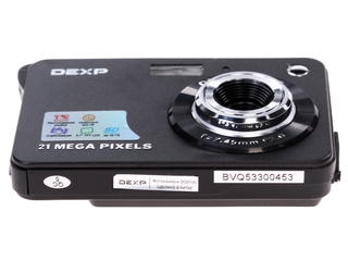 Компактная камера DEXP DC5100 черный