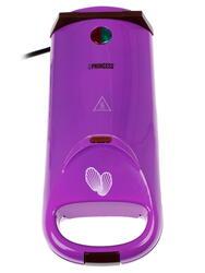 Вафельница Princess 132404 фиолетовый