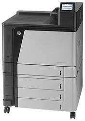Принтер лазерный HP Color LaserJet Enterprise M855xh