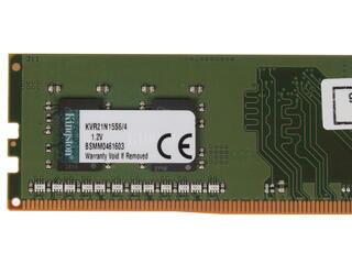 Оперативная память Kingston ValueRAM [KVR21N15S6/4] 4 ГБ