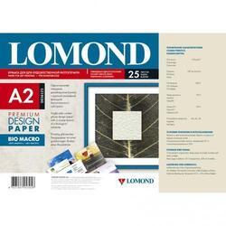 Бумага для широкоформатной печати Lomond БИО Макро