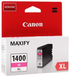 Картридж струйный Canon PGI-1400XL М