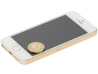 "4"" Смартфон Apple iPhone SE 16 Гб золотистый"