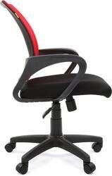Кресло офисное Chairman 696 красный
