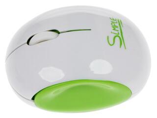 Мышь беспроводная CBR Simple S14