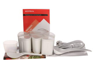 Мультиварка Supra MCS-5182 белый