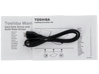 "2.5"" Внешний HDD Toshiba Canvio READY [HDTP210EW3AA]"