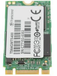 64 ГБ SSD M.2 накопитель Transcend MTS400 [TS64GMTS400]