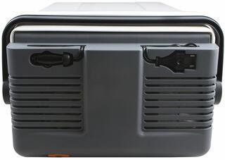 Холодильник автомобильный Fiesta 30L серый