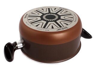 Кастрюля Tefal Tendance Tobacco 04033522 коричневый