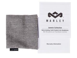 Наушники Marley Smile Uplift EM-JE033-DR