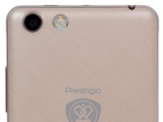 "5.3"" Смартфон Prestigio Muze D3 8 ГБ золотистый"