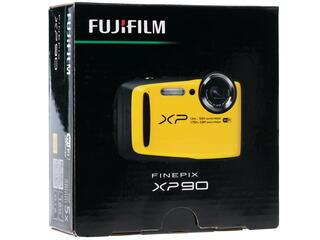 Компактная камера FujiFilm FinePix XP90 желтый