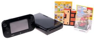 Игровая приставка Nintendo Wii U Premium Pack + Super Mario Maker