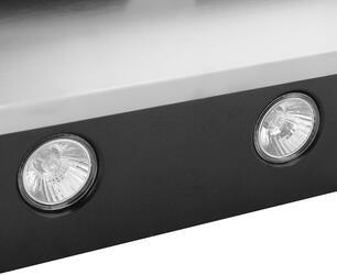 Вытяжка каминная LEX MINI 600 Inox серебристый