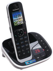 Телефон беспроводной (DECT) Panasonic KX-TGJ320RUB