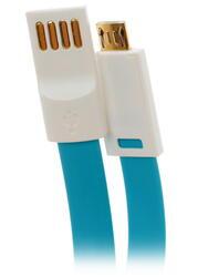 Кабель SOLOMON 70358  USB - micro USB синий