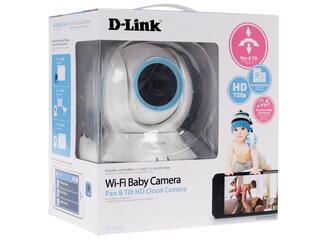 Видеоняня D-Link DCS-855L белый