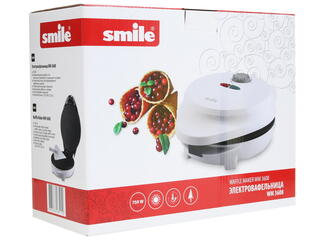 Вафельница Smile WM 3608 белый