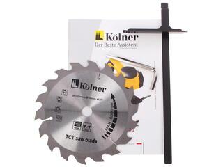 Пила дисковая Kolner KCS 160/1300
