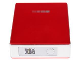 Портативный аккумулятор InterStep PB10402UR красный