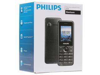 Сотовый телефон Philips E103 черный