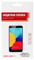 "4""  Пленка защитная для смартфона DEXP Ixion E240 Strike 2"