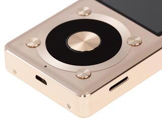 Hi-Fi плеер Fiio X3 II золотистый