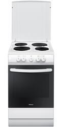 Электрическая плита Hansa FCEW53041 белый, черный
