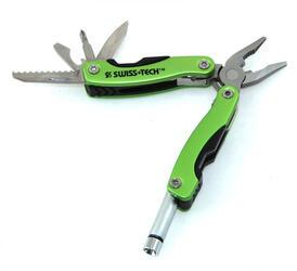 Многофункциональный инструмент Swiss+Tech P8 Multi-Tool