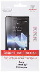 "5.2""  Пленка защитная для смартфона Sony Xperia Z3+"