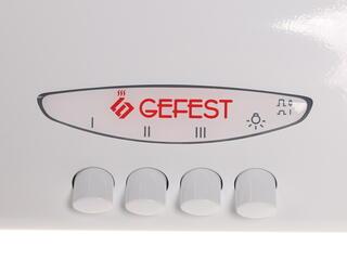 Вытяжка подвесная GEFEST ВО 2501 белый