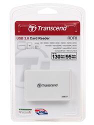 Карт-ридер TRANSCEND TS-RDF8W