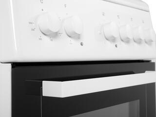 Электрическая плита Candy CCE5200W белый