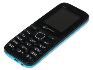 Сотовый телефон Micromax X401 синий