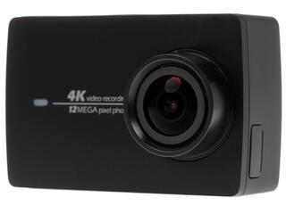 Экшн видеокамера XIAOMI YI 4K Basic черный