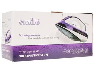 Утюг Smile SI 975 фиолетовый