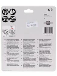Диск пильный Bosch Precision 2609256856