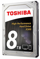 8 ТБ Жесткий диск Toshiba X300 [HDWF180UZSVA]