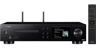 Сетевой аудиоплеер Pioneer NC-50DAB-B черный