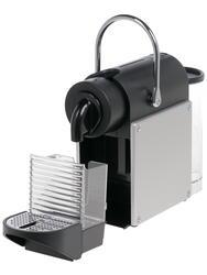 Кофеварка DeLonghi Nespresso EN 125.S серебристый