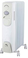 Масляный радиатор Oasis BS-20 белый