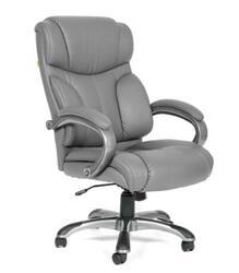 Кресло руководителя CHAIRMAN 435 серый