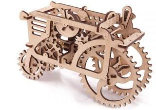 """Конструктор 3D-пазл Ugears - """"Трактор"""""""